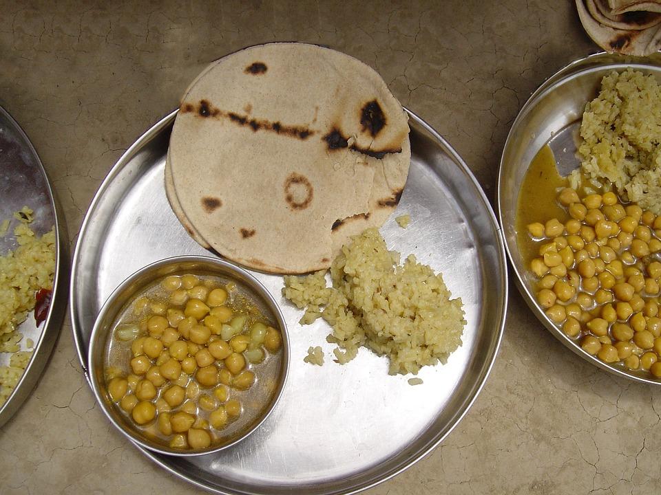 Mid Day Meal Menu, Akshaya Patra Kitchen