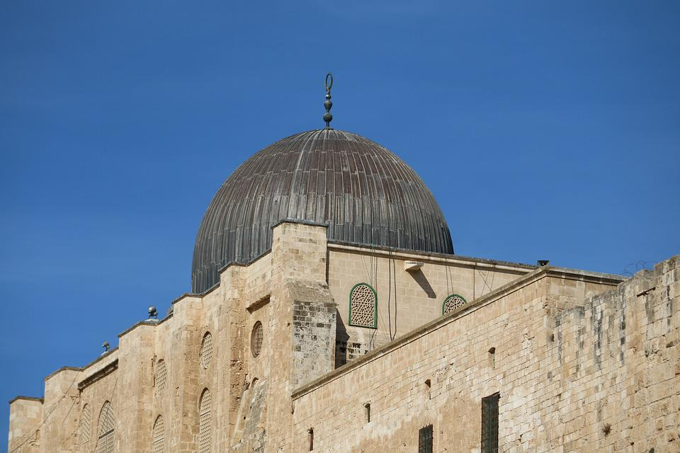 Al-aqsa Mosque, Jerusalem, Historic Center, Mosque