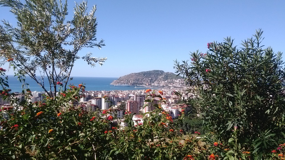 Alanya, Panorama, Turkey, Travel, Holiday, Nature