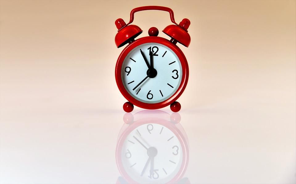 Clock, Alarm Clock, Time Of, Time, Arouse, Pointer
