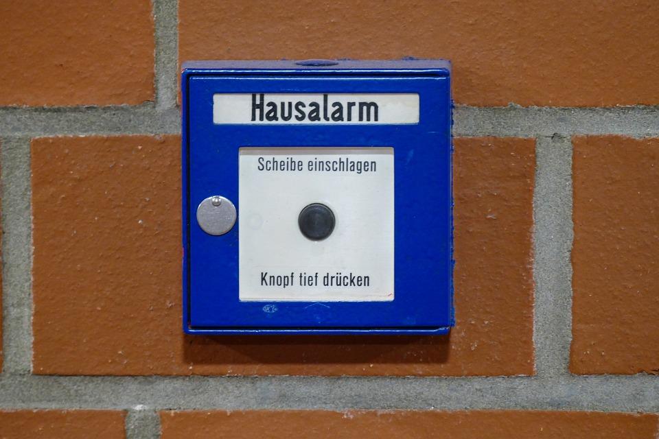 Shield, Security, Alarm, Alarm System, House Alarm