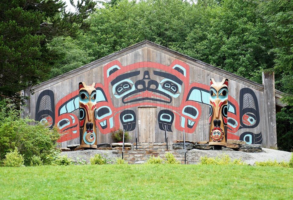 Alaskas Totem Poles