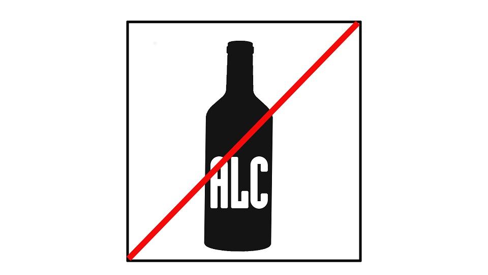 Ban, Alcohol, Arrangement, Shield