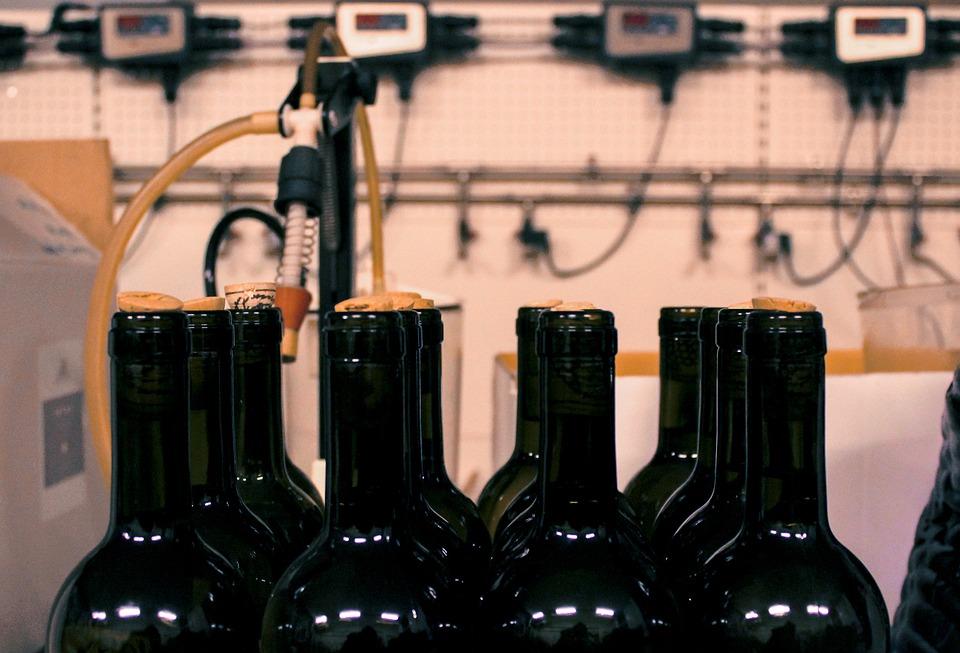 Wine, Bottles, Alcohol, Bottle, Bar, Champagne, Party