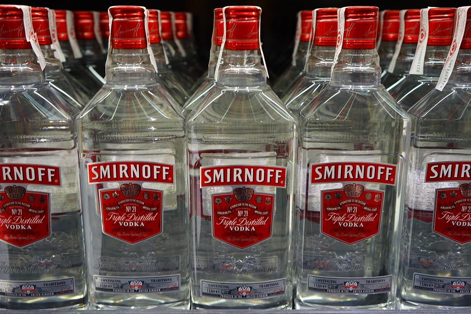 Vodka, Smirnoff, Spirit, Diageo, Drink, Alcohol