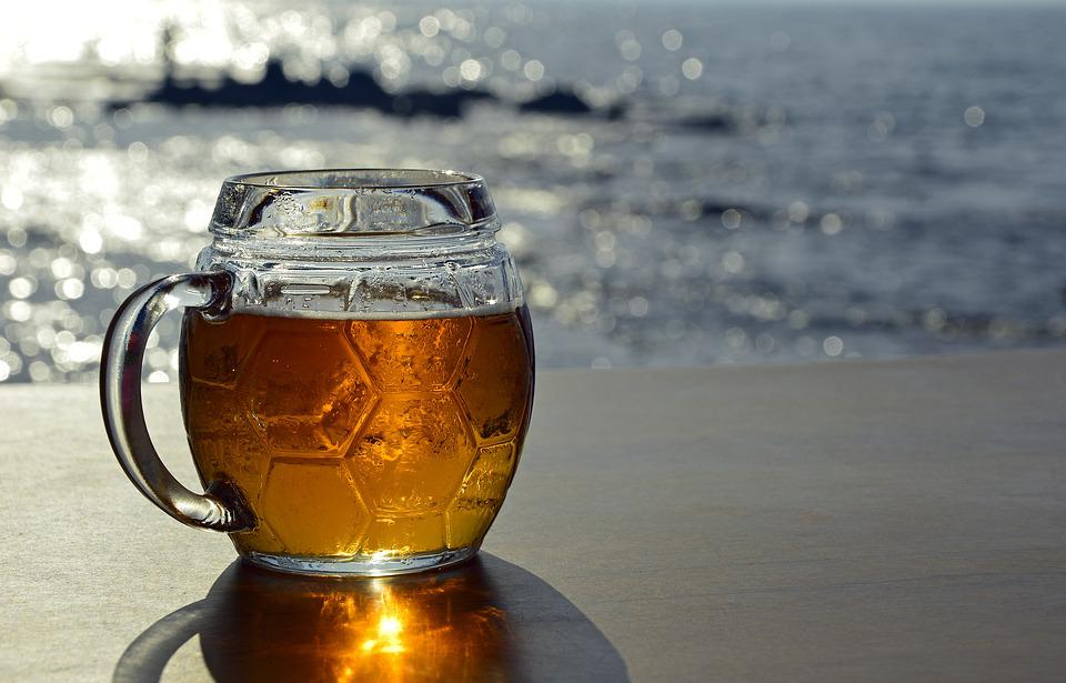 Beer, Beer Glass, Glass, Drink, Drinking Beer, Alcohol