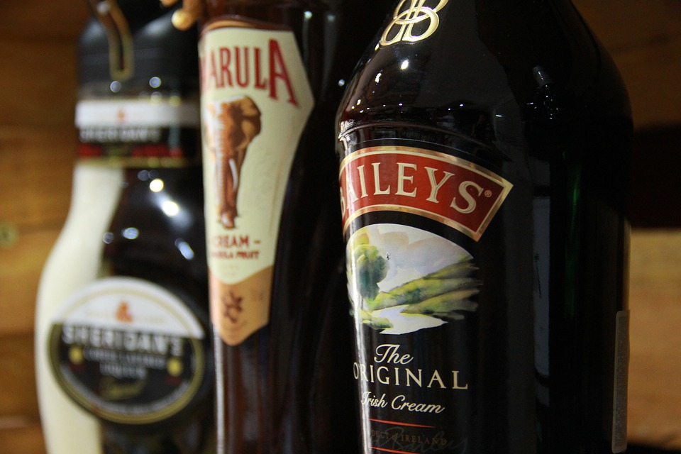 Fine Liqueurs, Imported Spirits, Alcohol, Drinks, Drink