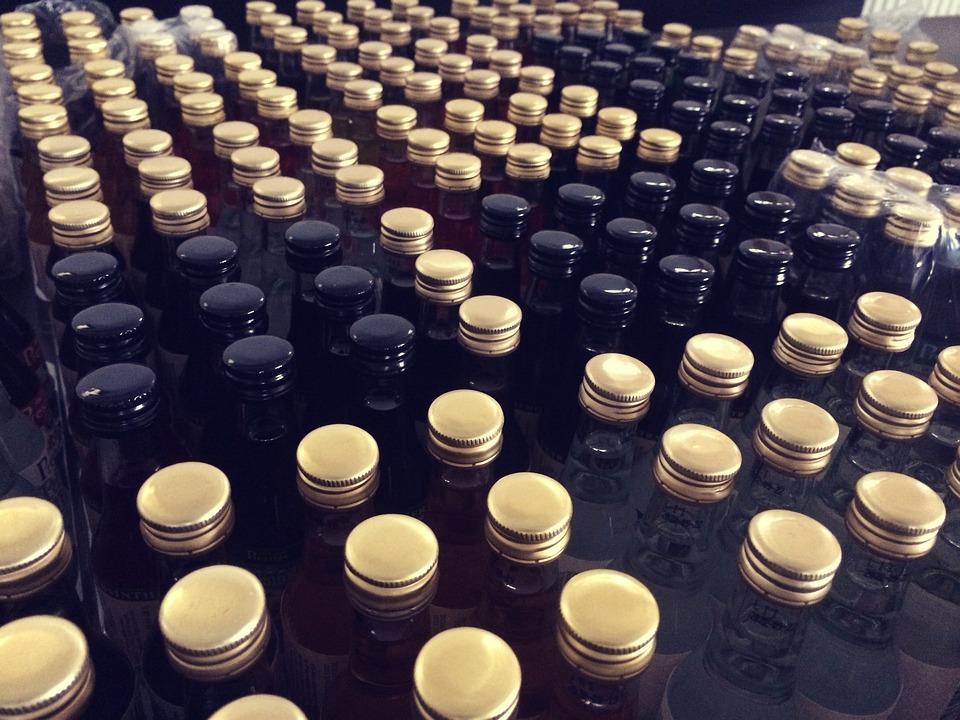 Drink, Alcohol, Essence, Aroma, Short Drink, Bottlecap