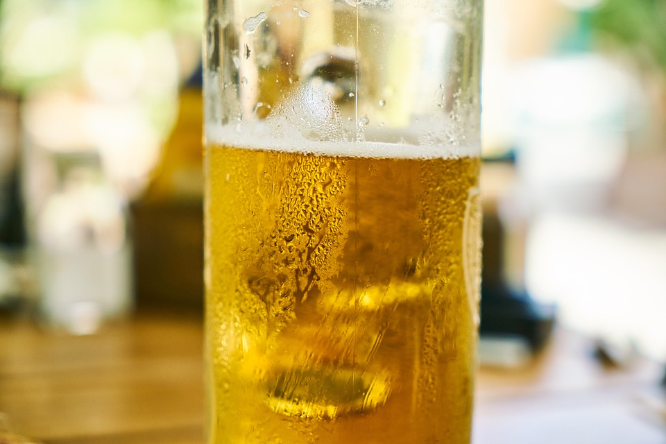 Beer, Alcohol, The Drink, Glass, Beverage, Bar, Foam