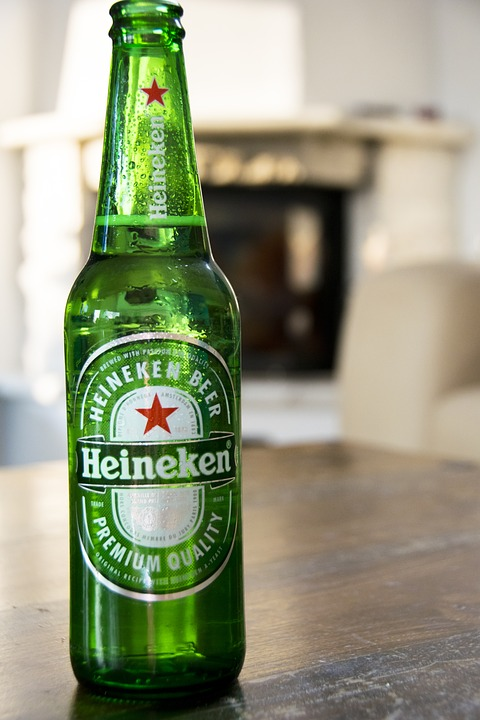 Beer, Bottle, Alcohol, Green, Glass, Refreshment