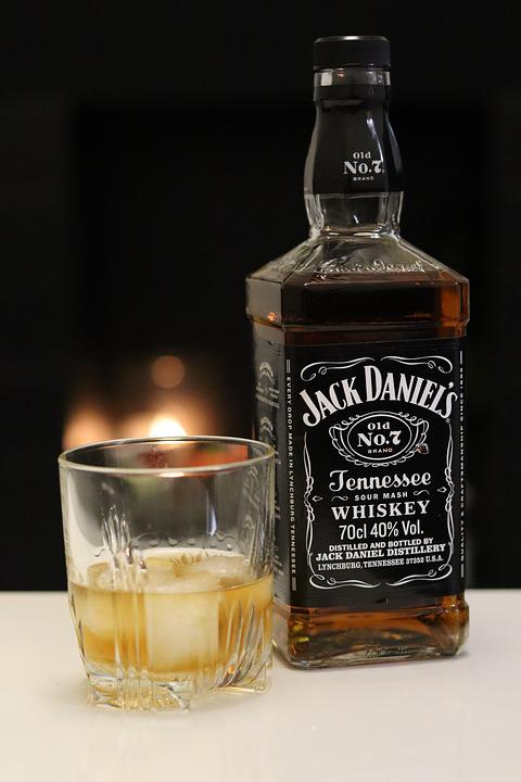Whiskey, Jack Daniels, Alcohol, Party, Friday Night