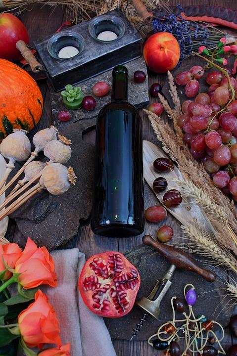 Wine, Wine Bottle, Drink, Bottle, Alcohol, Red Wine