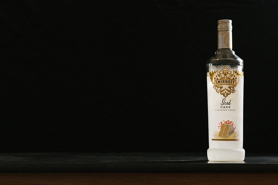 Vodka, Smirnoff, Alcohol, Booze, Bottle, Drinking
