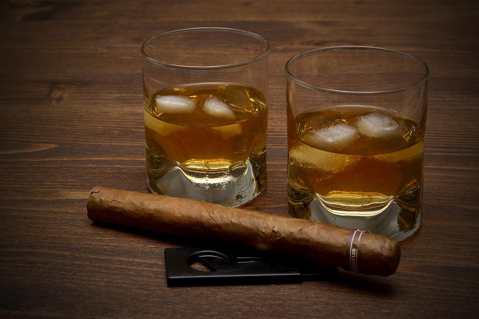 Whisky, Drink, Glass, Alcohol, Alcoholic