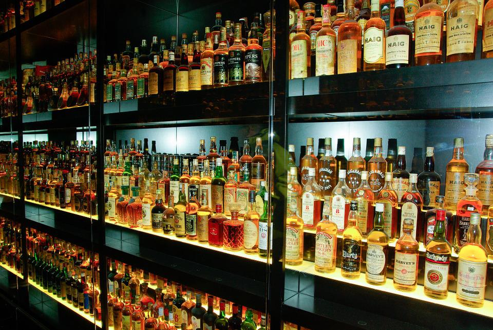 Whisky, Alcohol, Bottles