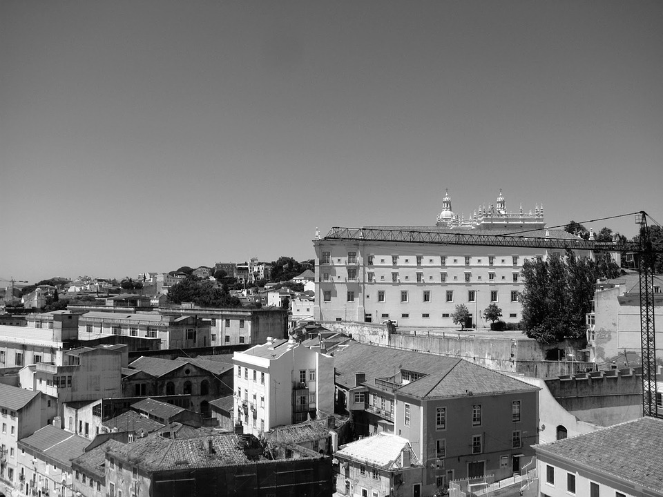 Lisbon, Alfama, Portugal