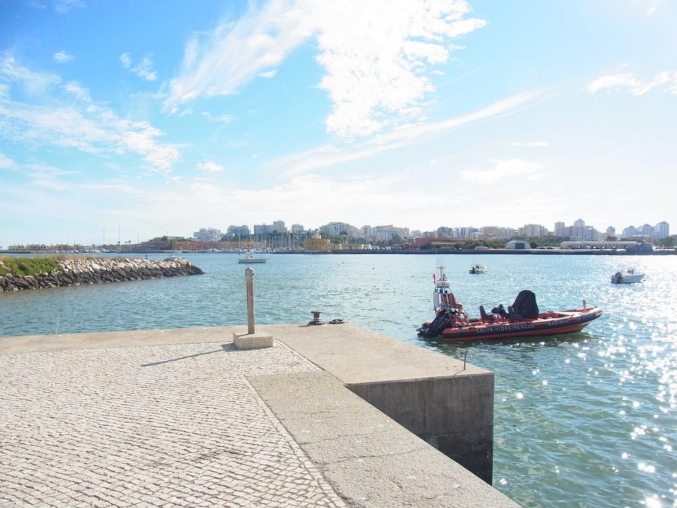 Portugal, Algarve, Portimão