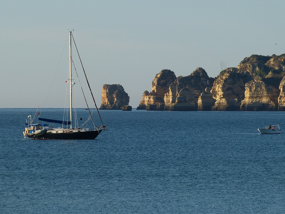 Algarve, Lagos, Portugal, Sea, Water, Recovery