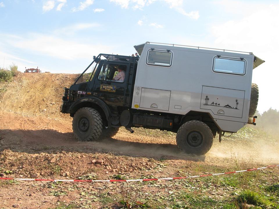 Unimog, Offroad, 4 X 4, All Wheel Drive, Adventure