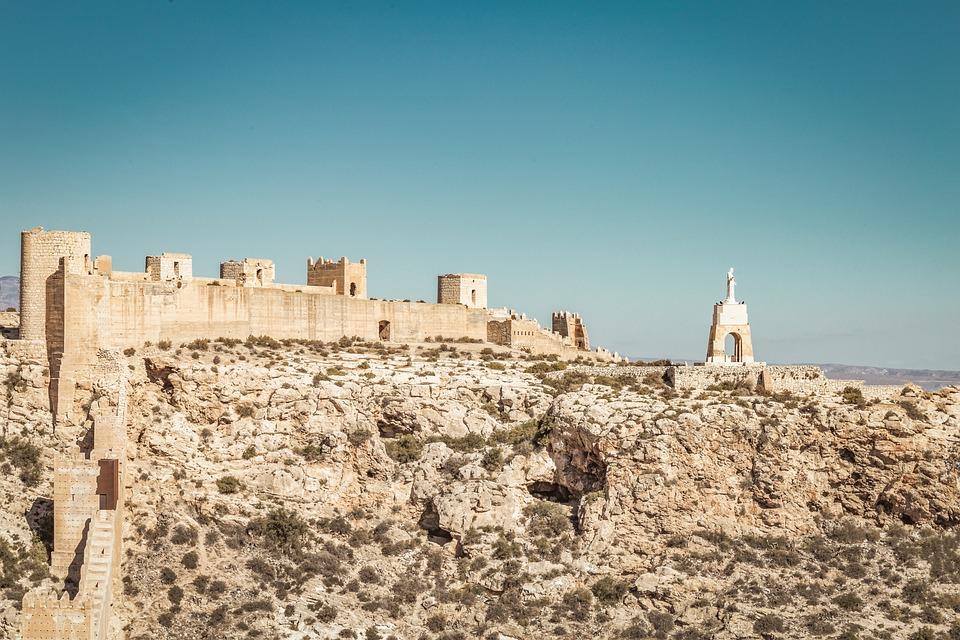 San Cristobal, Andalusia, Almeria, Architecture