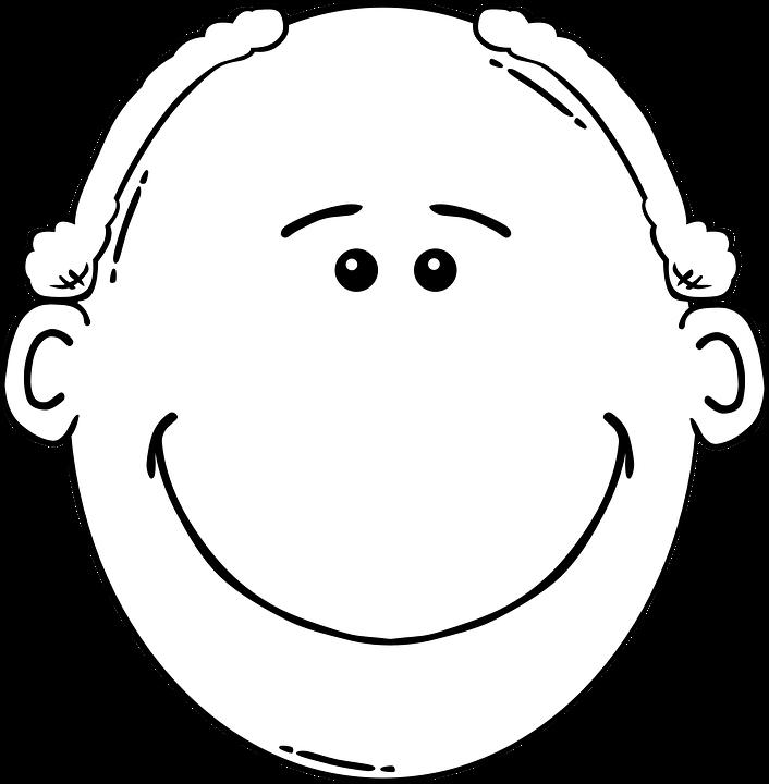 Balding, Man, Face, Head, Alopecia, Missing, Scalp