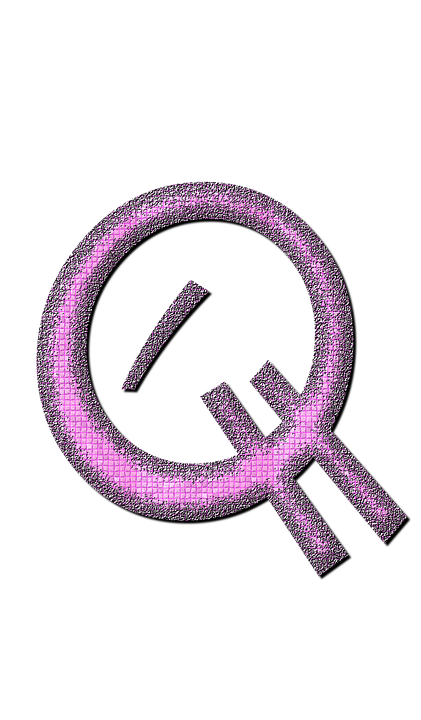 Q, Letter, Alphabet, Letters, Font