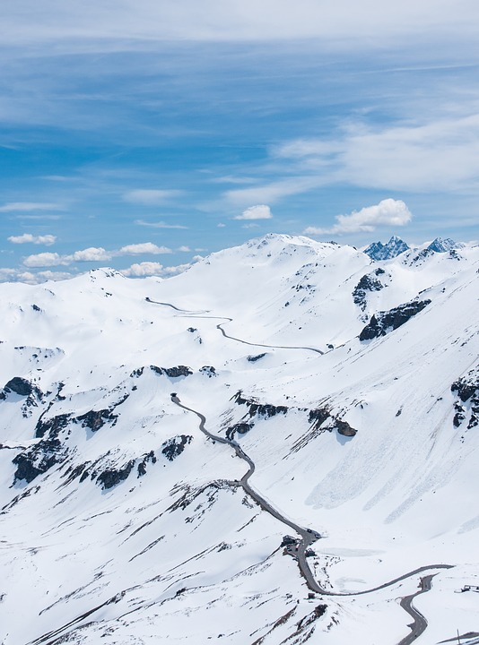 Grossglockner, Mountain, Alpine, Tyrol, Austria