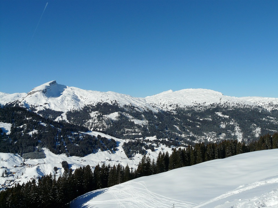 High, Ifen, God Field Plateau, Mountain, Alpine