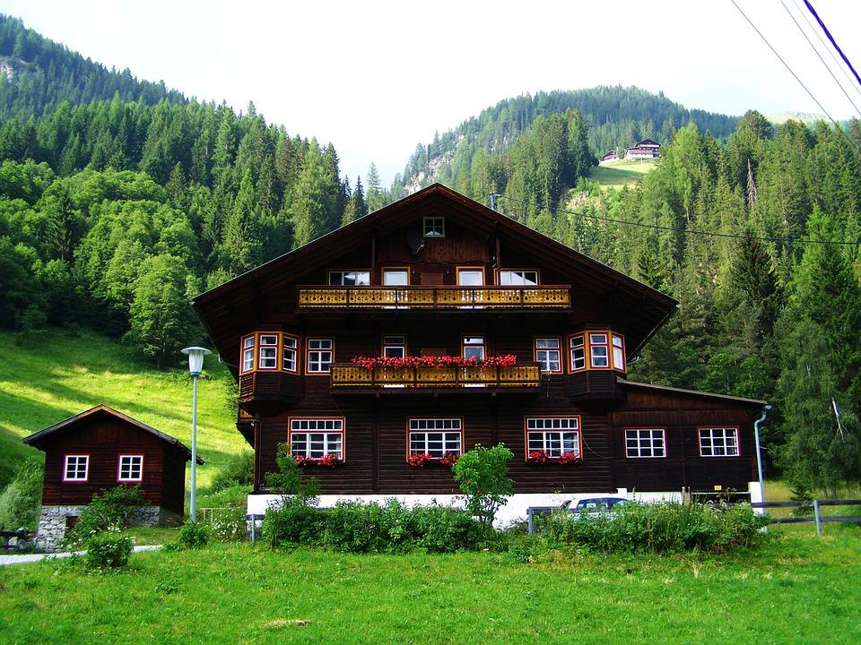 Alpine House, Chalet, Austria