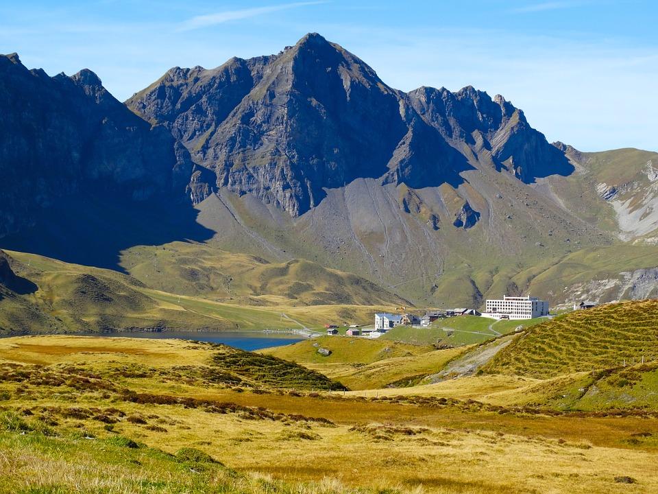 Mountain Summit, Bergsee, Alpine, Alpine Lake