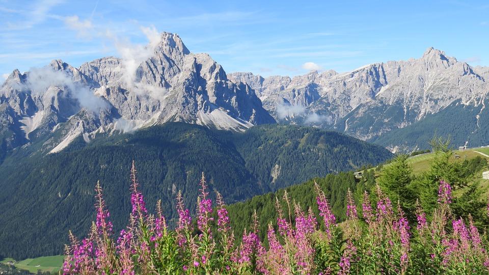 Sexten Dolomites, Mountain Hiking, Nature, Alpine