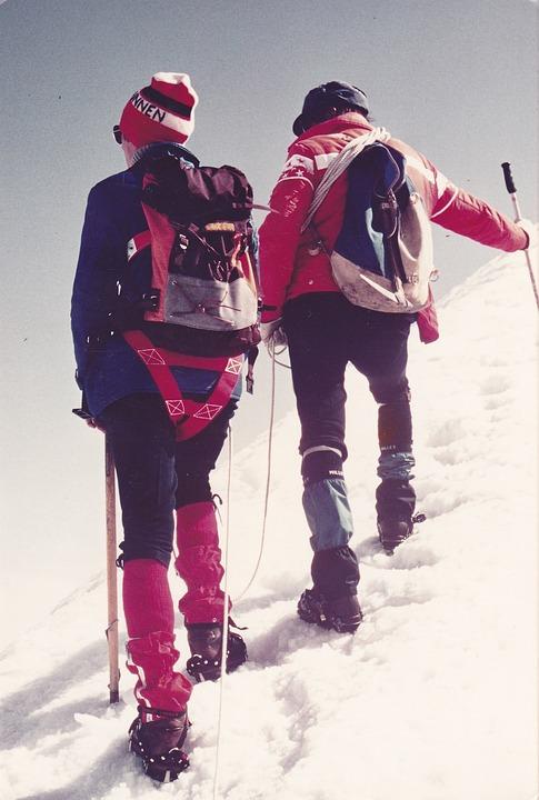 Mountaineer, Alpine, Mountaineering, Switzerland