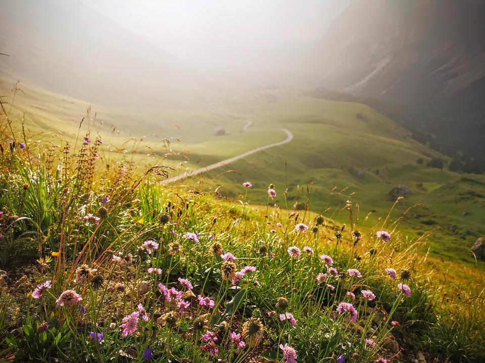 Mountain, Landscape, Nature, Mountains, Alpine