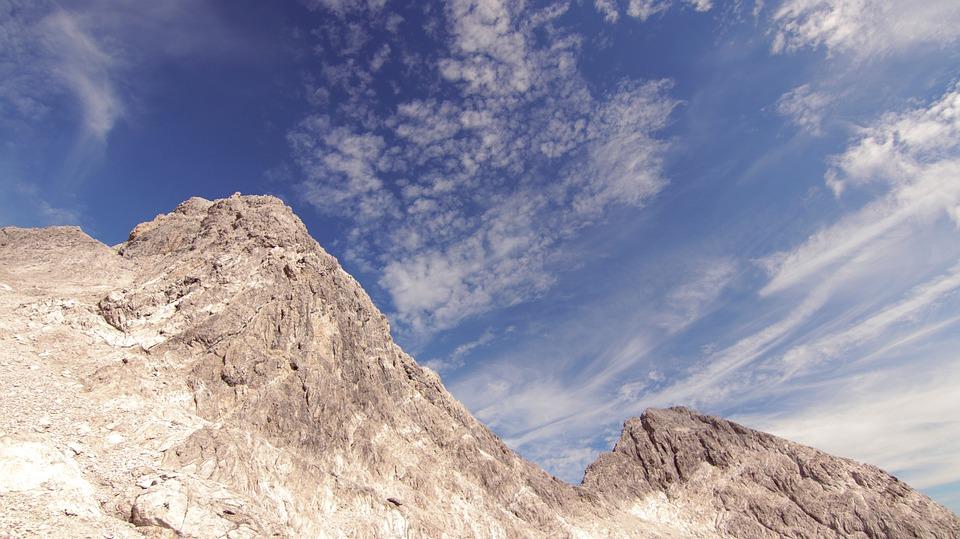 Mountains, Summit, Alpine, Panorama, Nature