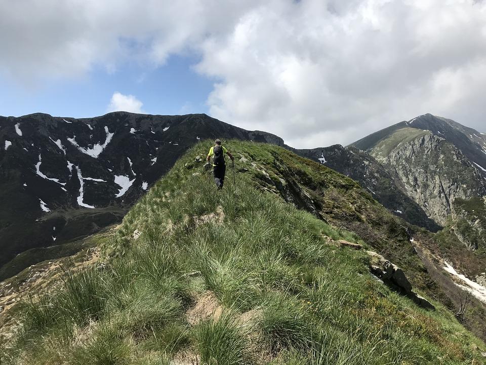 The Top Of The Tomato, Alpine Route, Alps, Alpine