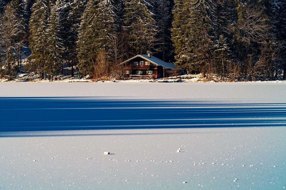 Spitzingsee, Lake, Bergsee, Nature, Reflection, Alpine