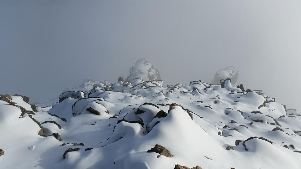 St Moritz, Alpine, Mountains, Mountain Landscape