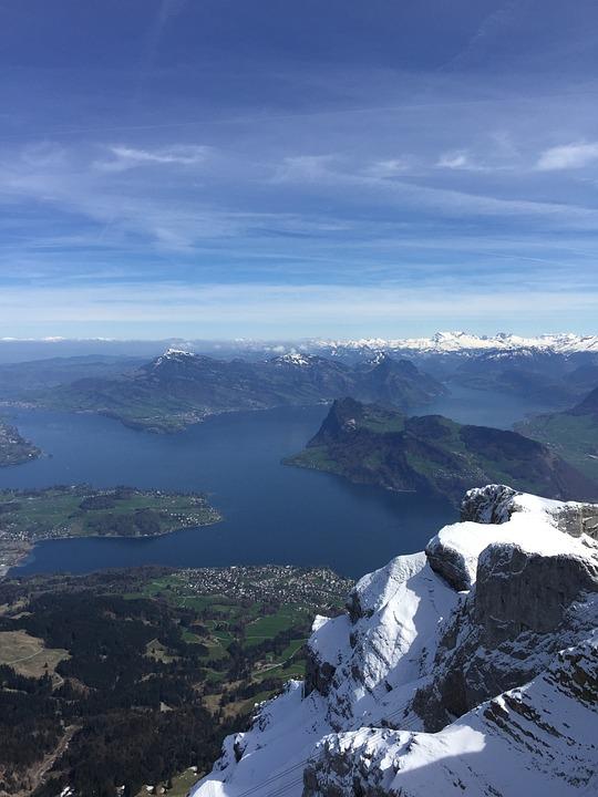 Alpine, Switzerland, Swiss Alps