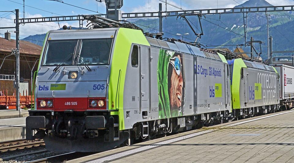 Alpine Transit, Bern-lötschberg-simplon Railway, Bls