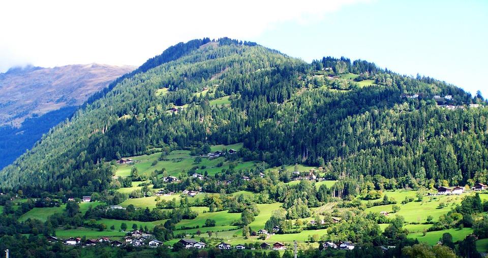 Alpine Scenery, Austria, Alps