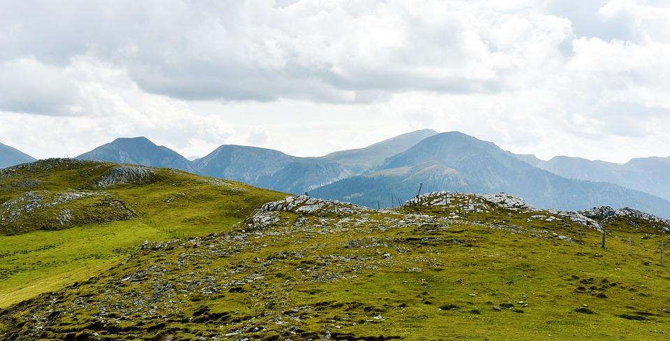 Alps, Austria, Mountains, Landscape, Panorama, Mountain