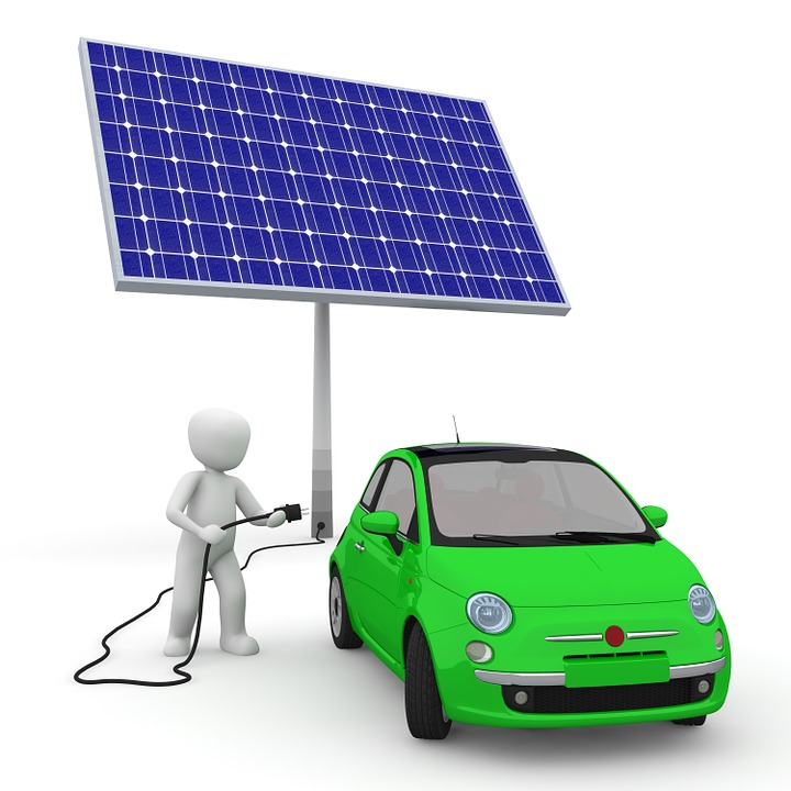 Solar Power, Alternative Energy, Solar Panel