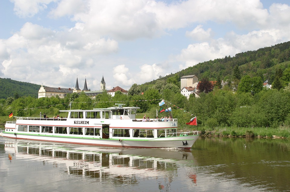 Altmühl, Kelheim, Altmühl Valley, Ship, Excursion Ship