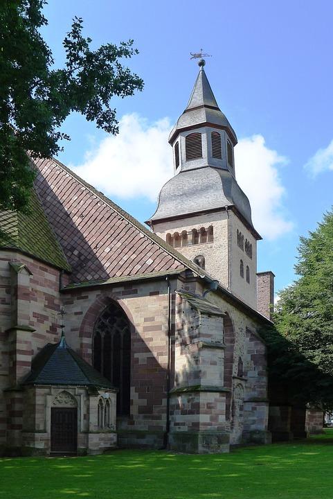 Altstädter Church, Hofgeismar, Religious, Building