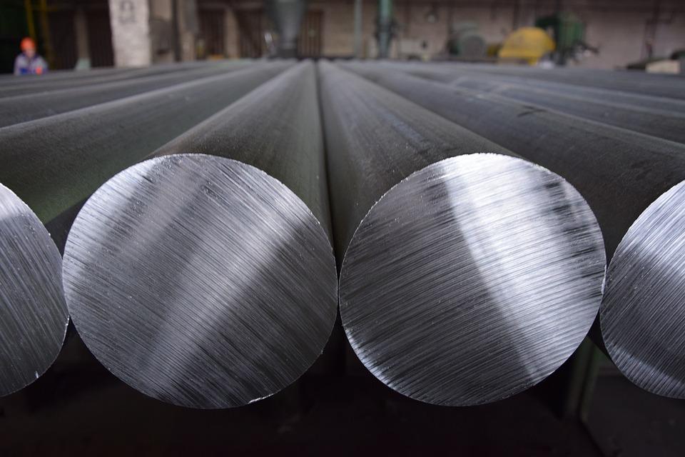 Plant, Aluminium, Production, Russia, Metallurgy