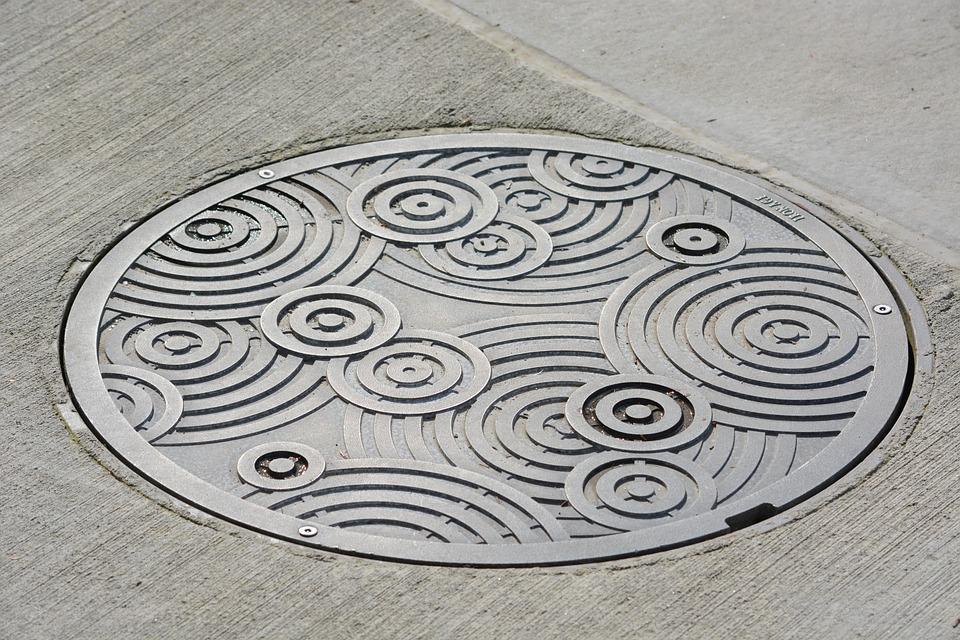 Manhole, Aluminum, Vancouver