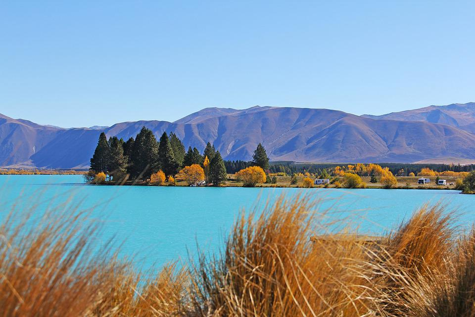 Turquoise, Reservoir, Lake, Amazing, Beautiful, Scenic