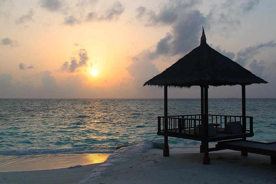 Blue, Cloud, Beach, Sea, Beautiful, Amazing, Sand