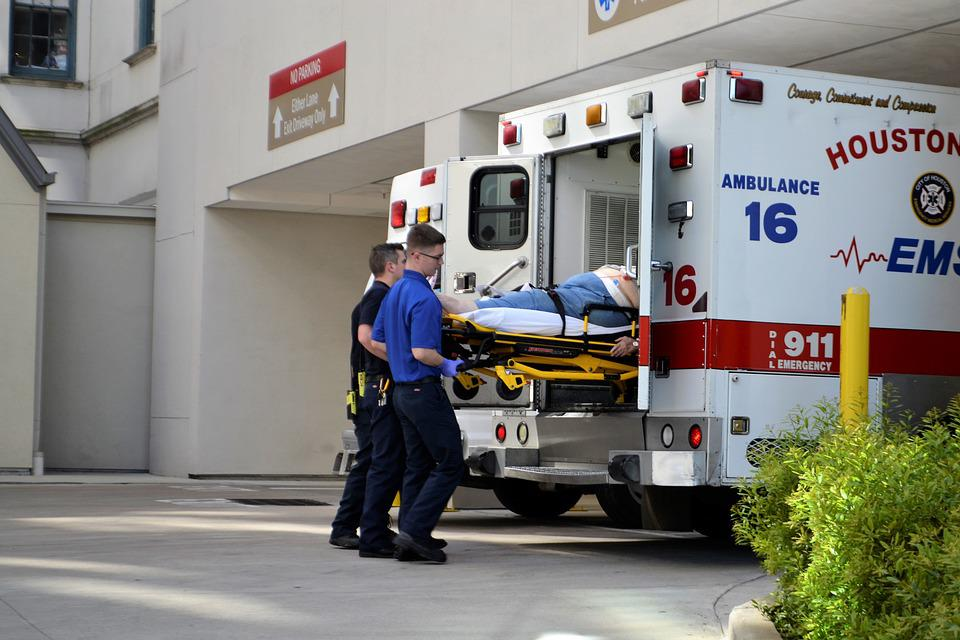 First Responders, Ambulance, Emergency Room