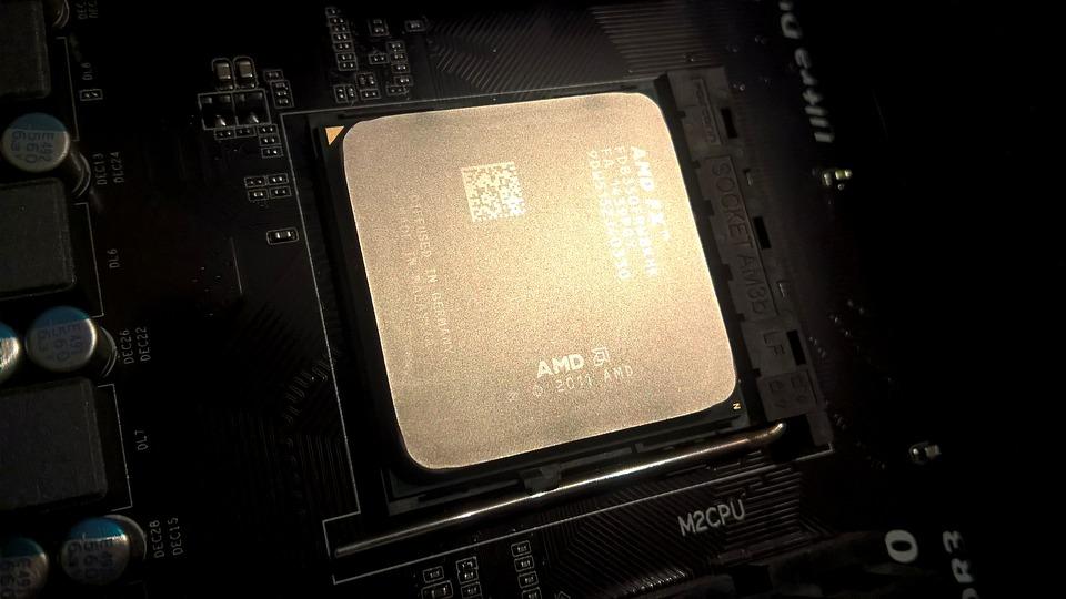 Processor, Pc, Computers, Amd, Technology
